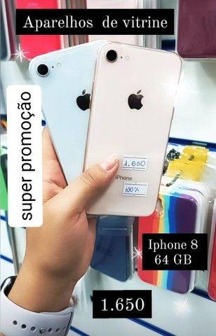 Iphone 8 de vitrine 64GB