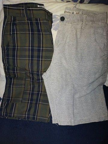 Vendo roupa infantil tam.14,16,PP e 40 usado uma única vez masculina  - Foto 2