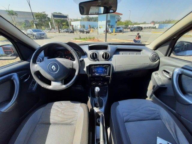 Renault Duster 2014 Prata Mec  - Foto 2
