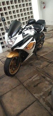 Moto XJ6F 600 Yamaha 2012 - Foto 17