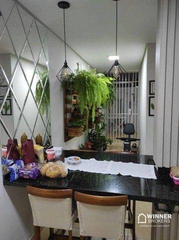 Casa com 2 dormitórios à venda, 99 m² por R$ 380.000,00 - Jardim Tupinambá - Maringá/PR - Foto 4