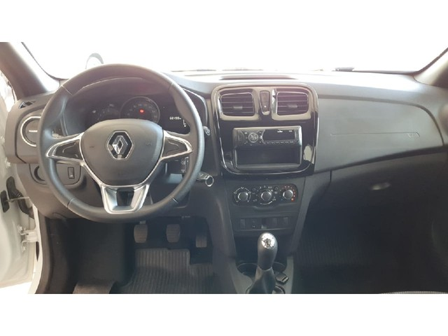 Renault Sandero 1.0 12V SCE FLEX ZEN MANUAL - Foto 10