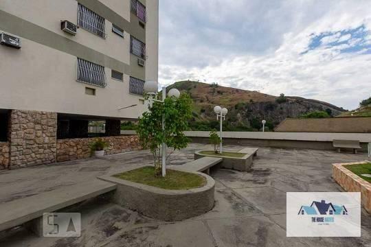 Apartamento com 2 dormitórios para alugar, 65 m² por R$ 850,00/mês - Engenhoca - Niterói/R - Foto 18