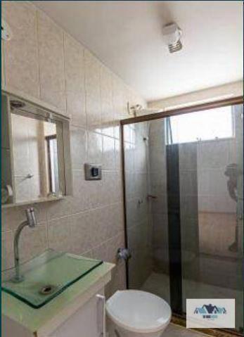 Apartamento com 2 dormitórios para alugar, 65 m² por R$ 850,00/mês - Engenhoca - Niterói/R - Foto 9