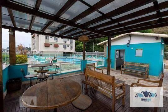 Apartamento com 2 dormitórios para alugar, 65 m² por R$ 850,00/mês - Engenhoca - Niterói/R - Foto 2
