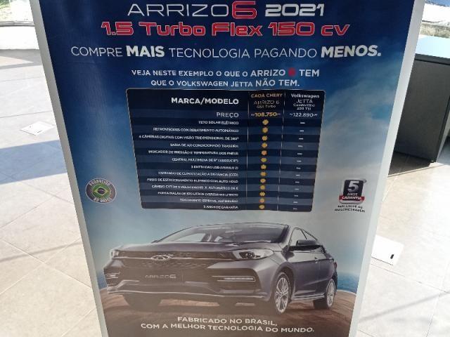 Chery Arrizo 6 1.5 Vvt Turbo Iflex Gsx - Foto 11