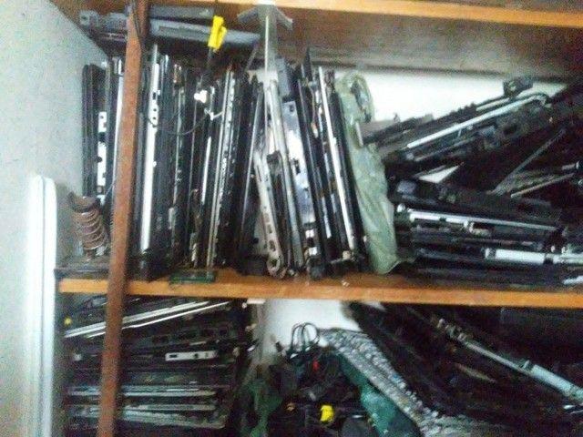 Carcaça de notebook e varias peças de notebook - Foto 2