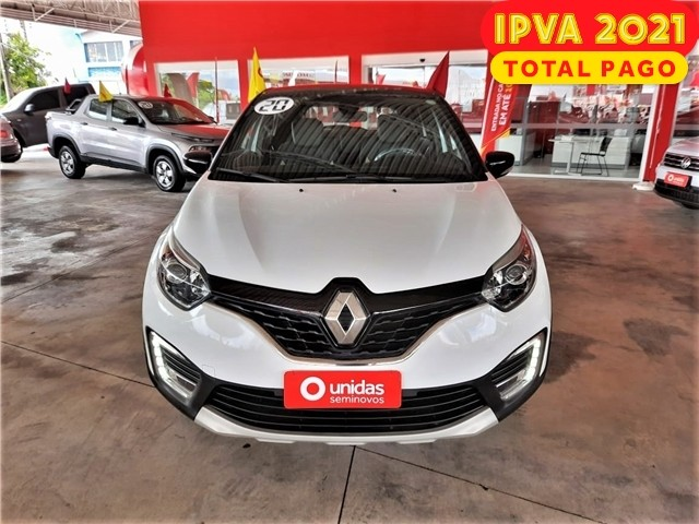 Renault Captur 2020 1.6 16v sce flex intense x-tronic