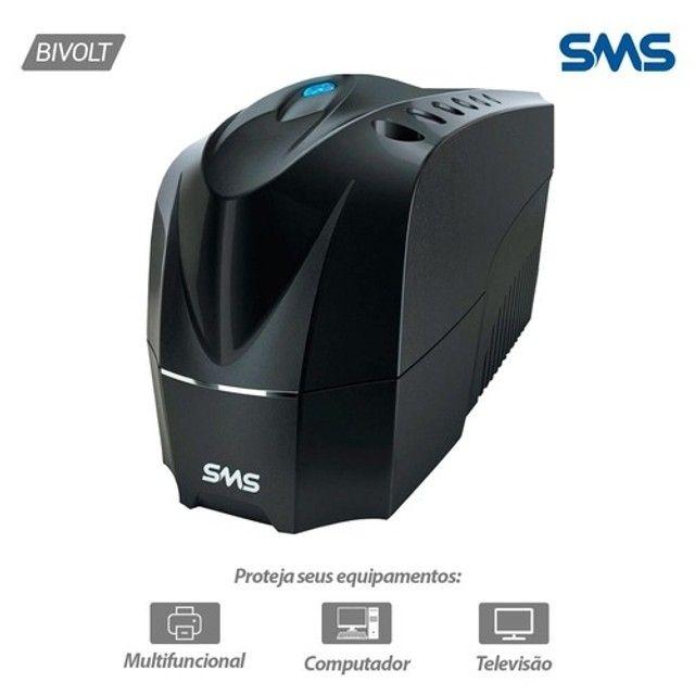 Nobreak SMS 700 Watts R$ 250,00 - Foto 3