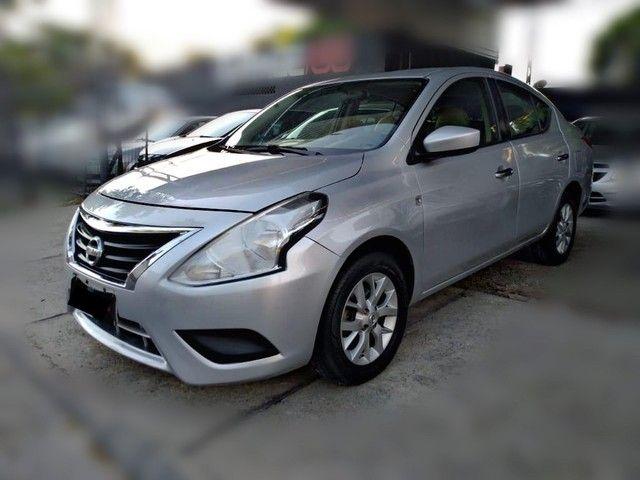 Nissan Versa 1.6 SL com Flex 2016