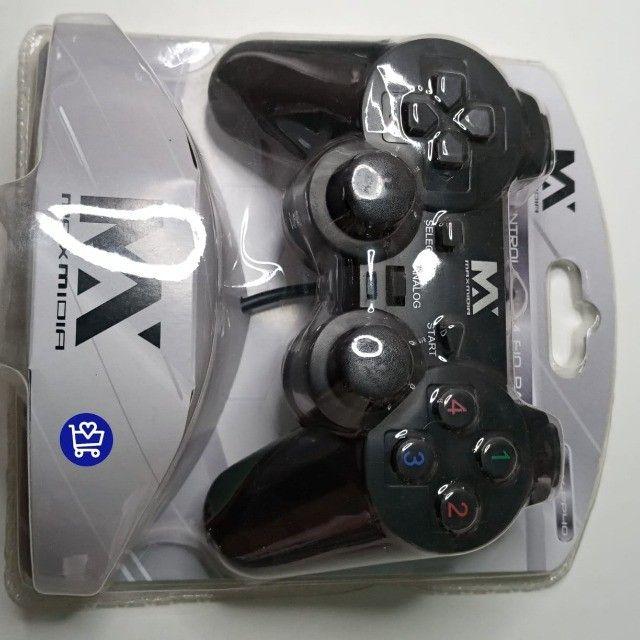 Controle PS3 c/ Fio (entrega grátis) - Foto 2