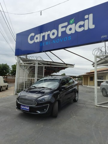 Ford Ka+ SEL 1.5 Automático 2020 - Foto 2