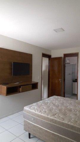 Aluga-se Apartamento Mobiliado de 02 quartos no Catolé  - Foto 5