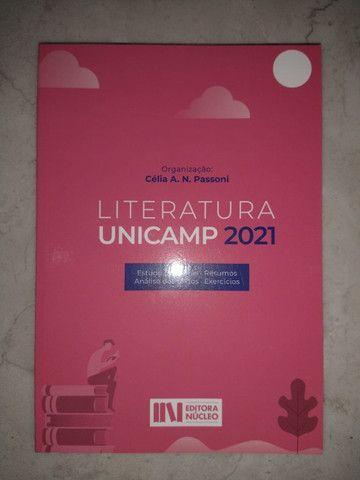 Livro De Análise Das Literaturas Unicamp 2021 Com Exercicíos