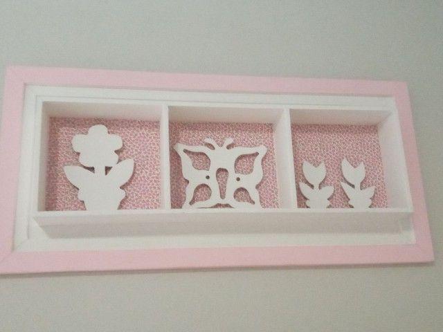 Quadro decorativo quarto bebê/criança  - Foto 2