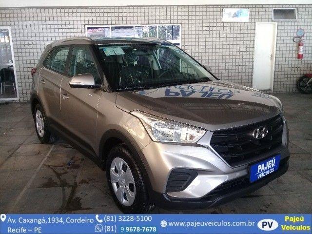 Hyundai Creta Action Aut 2021/2021 Completo - Foto 3