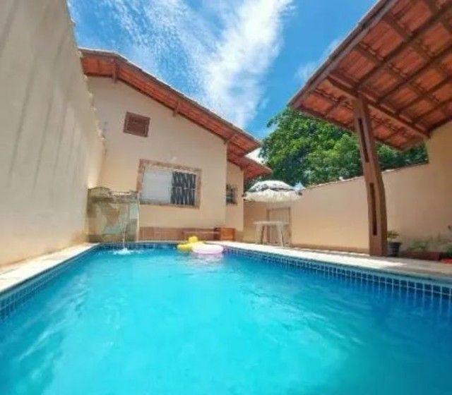 Casa grande com piscina !