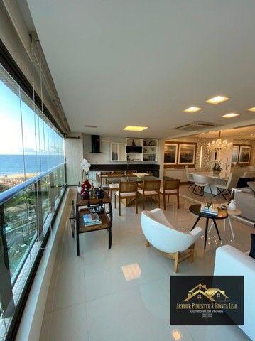 3 Suítes de Alto Luxo Mobiliado Vista Mar deslumbrante  - Foto 19