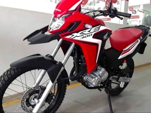 Moto XRE 300 Rally 2021 0 KM
