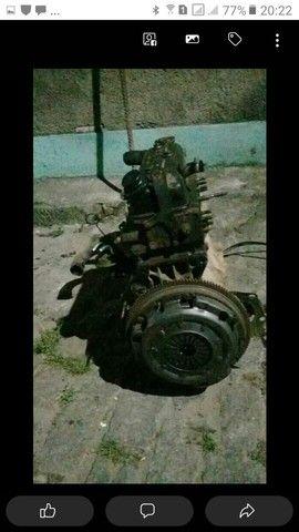 Motor CHT  carburado - Foto 3