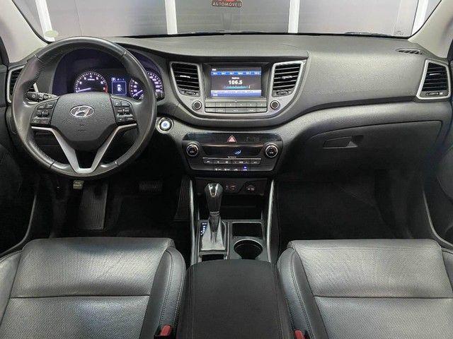 Hyundai Tucson 1.6 Turbo GL AT - Foto 8