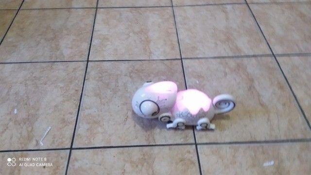 Robô camaleão. - Foto 3
