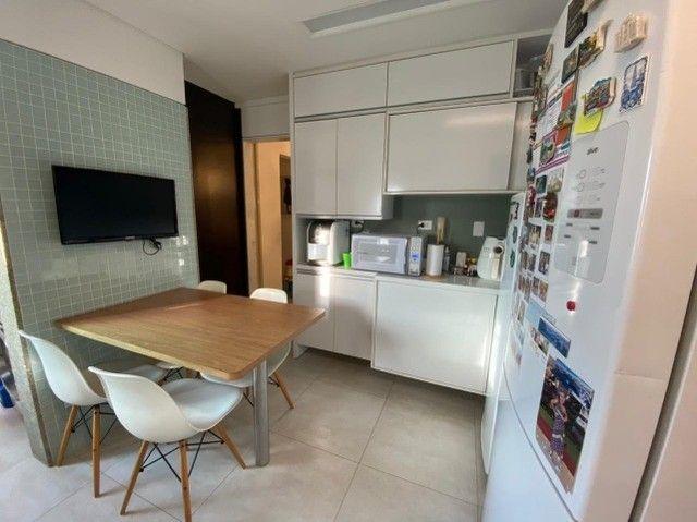 Edf Via Tazolli Setubal/129m/3 suites/capa de revista/luxo/3 vagas/lazer. - Foto 16