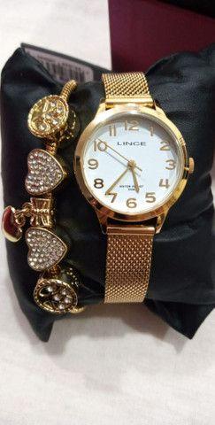 Relógios Lince Originais fabricação Orient - Foto 6