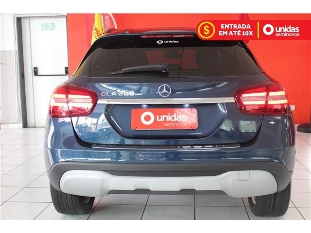 Mercedes Bens 2020 Gla 200 1.6 automatica Style Impecavel, unico dono, condiçao unica - Foto 3