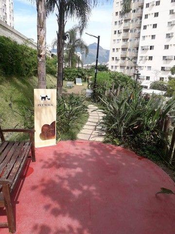 Condomínio Rio Residencial Del Castilho Dois quartos com suíte - Foto 9