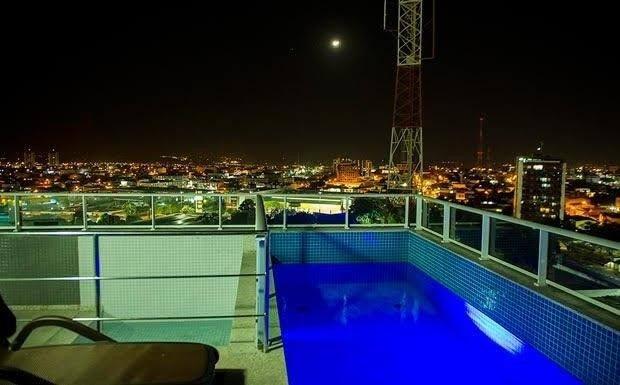 Alugo Flat mobiliado no Único Apart Hotel no Centro de Feira de Santana - BA. - Foto 5