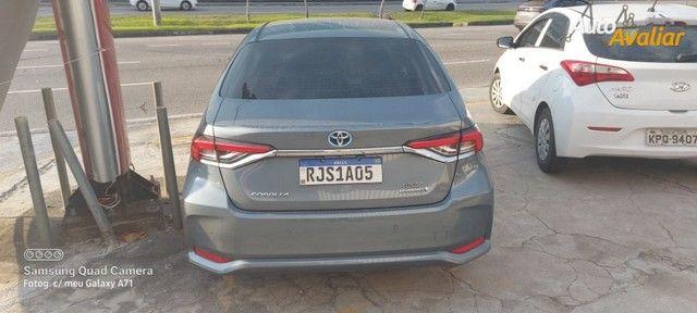 Corolla 1.8 VVT-I Hybrido Flex Altis CVT - Foto 2