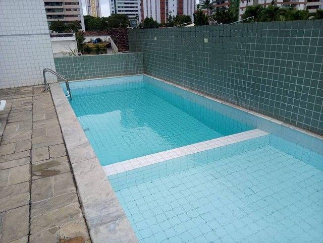 Apartamento para venda possui 100 metros quadrados com 3 quartos em Graças - Recife - PE - Foto 4