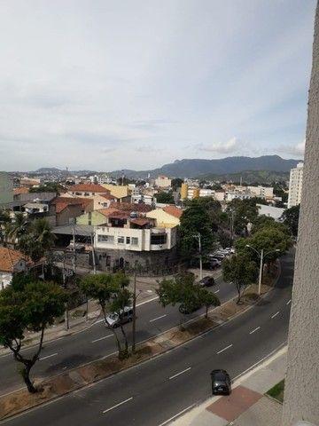 Condomínio Rio Residencial Del Castilho Dois quartos com suíte - Foto 14