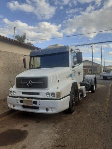 Vendo ou troco 1634 toco 2002 Top Brake por caminhão truck - Foto 6
