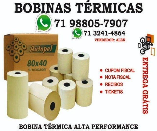 Bobinas Térmicas - Foto 2