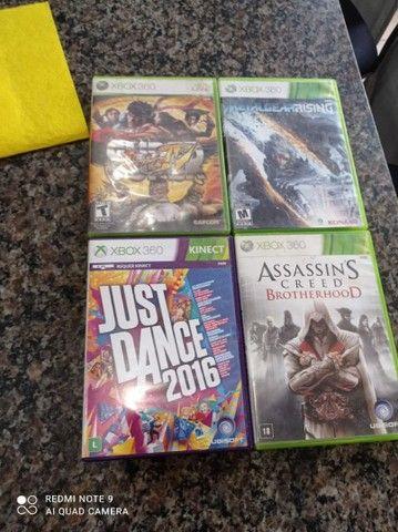 Jogos de Xbox 360 semi novo R$60 entrega para Caruaru