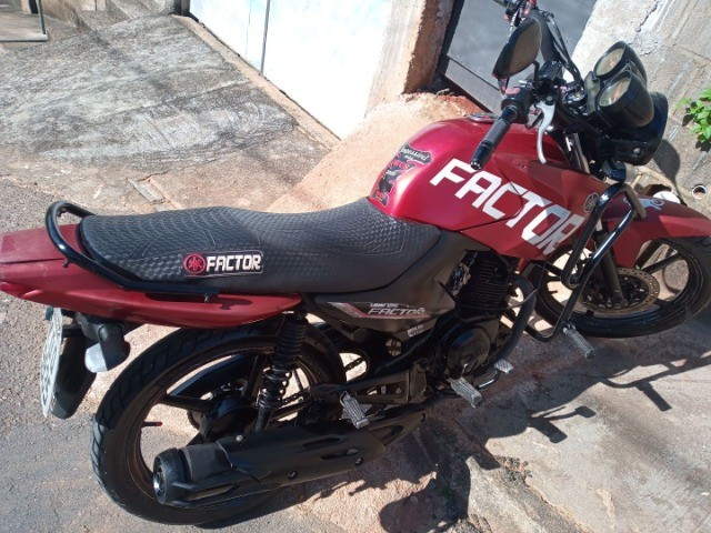 YBR Factor 125cc - Foto 2