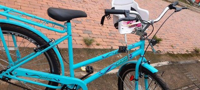 Vendo essa bicicleta   novinha