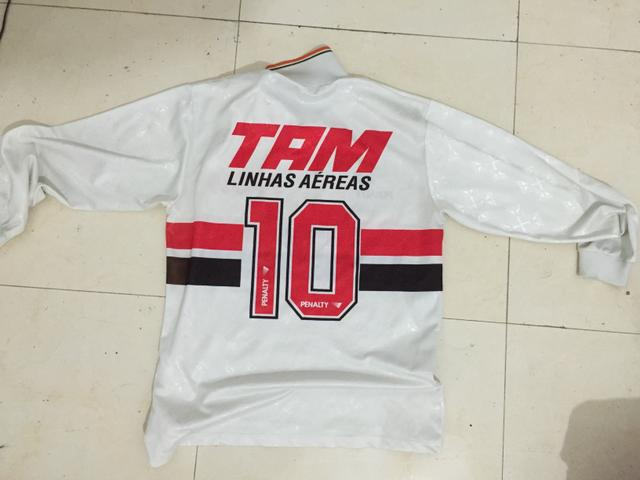 Camisa Manga Longa Oficial Spfc 1994 - São Paulo