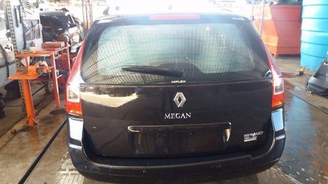 Peças usadas Renault Megane GT 2011 2012 1.6 16v flex 115cv câmbio manual