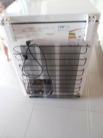 Freezer horizontal 166L