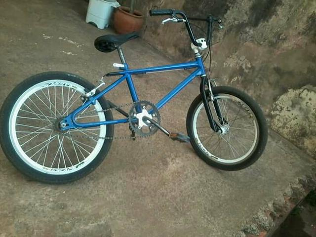 Bike cross freestile