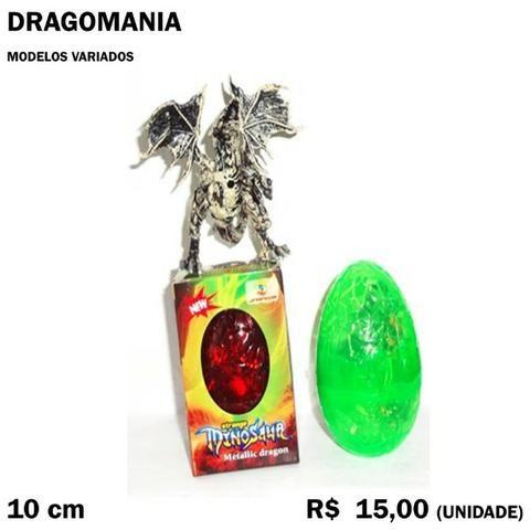 Dragomania - Dragão para Montar