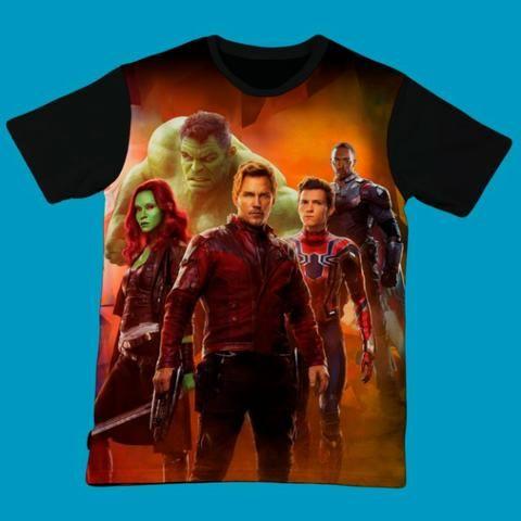 392a31b9743e4 Camiseta super Herois - Comics Camisetas - Vários desenhos - Roupas ...
