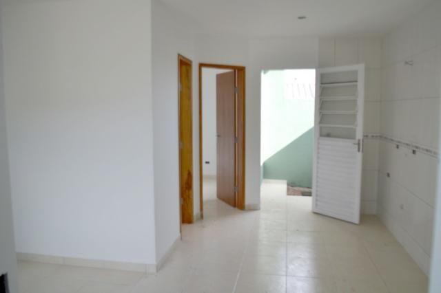 Casa com estrutura para sobrado - Imobiliária Pazini - Foto 7