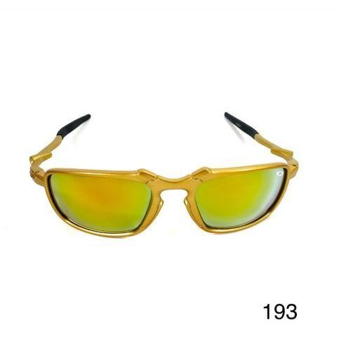 Oculos de sol Oakley Juliet Dourado - Bijouterias, relógios e ... 8097f316d7