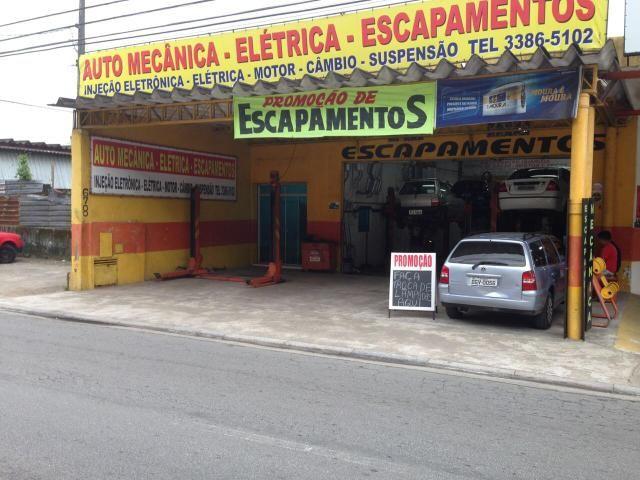 Venda de Imóvel: Salão de Escapamento e Peças Guarujá