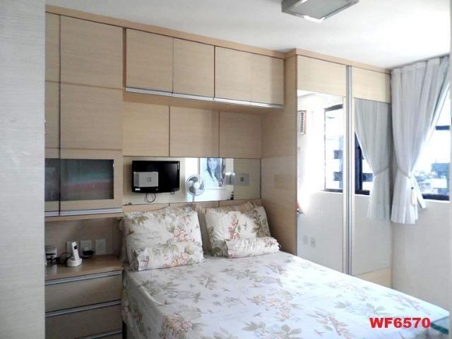 Cygnus, apartamento 3 quartos, 2 vagas, próximo Whashington Soares, Luciano Cavalcante - Foto 9