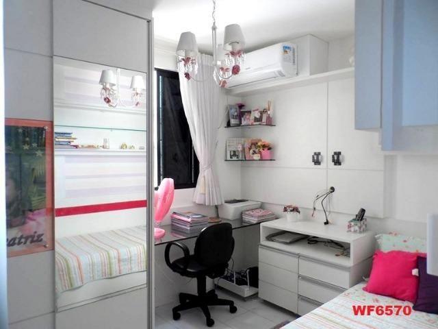 Cygnus, apartamento 3 quartos, 2 vagas, próximo Whashington Soares, Luciano Cavalcante - Foto 11